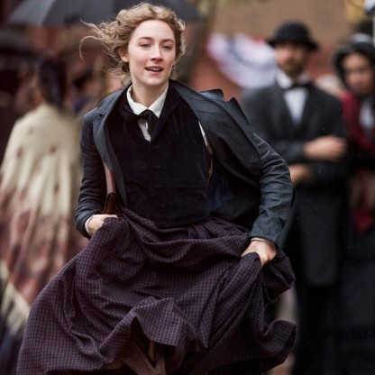 Saoirse Ronan in Greta GerwigÕs LITTLE WOMEN