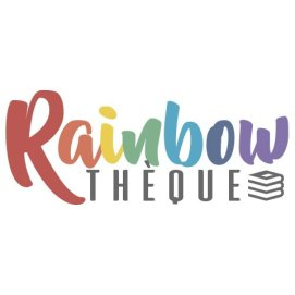 rainbowtheque logo